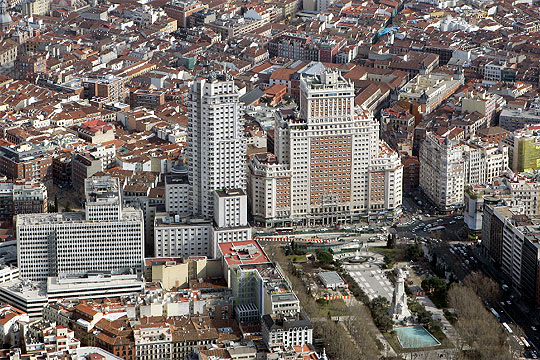 Madrid SÍ tiene tejados