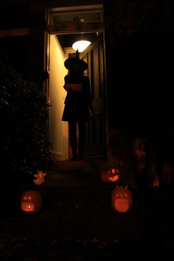 Casa de Halloween