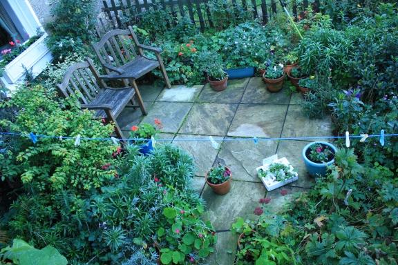 Jardín colonias