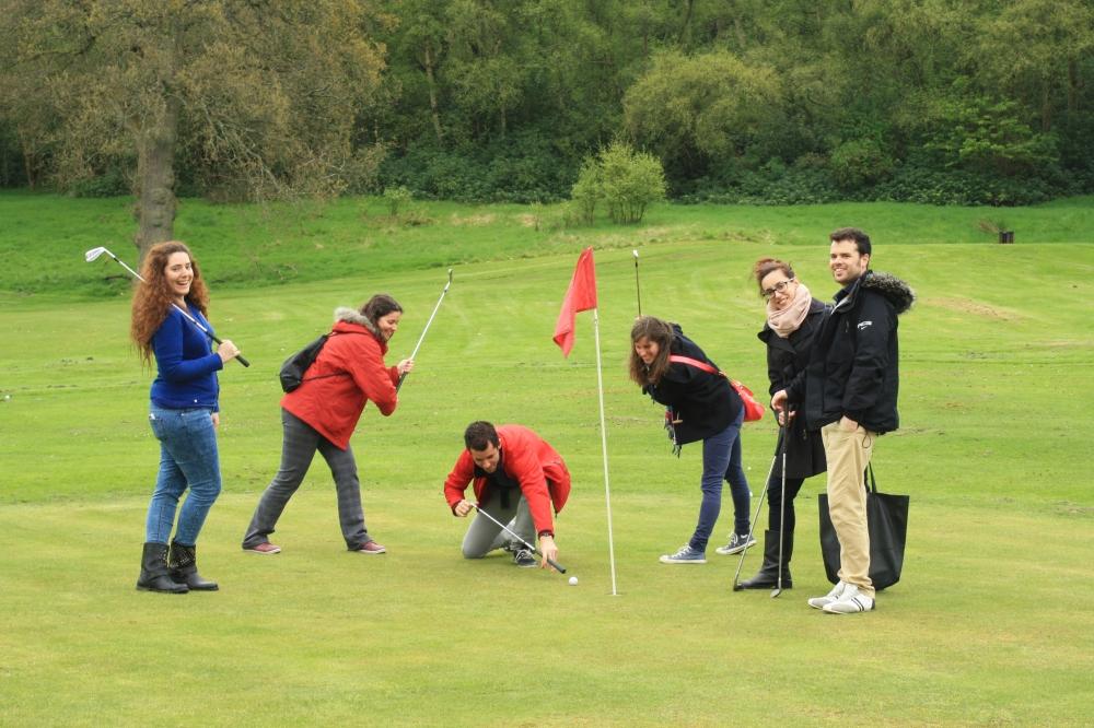 Golf en Falkirk