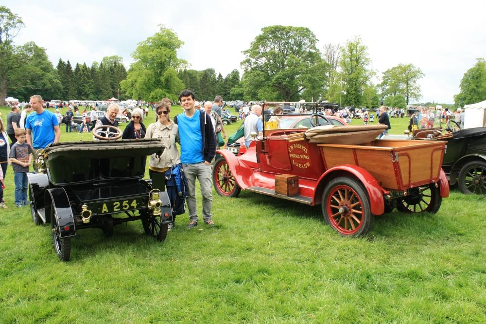 Festival coches antiguos