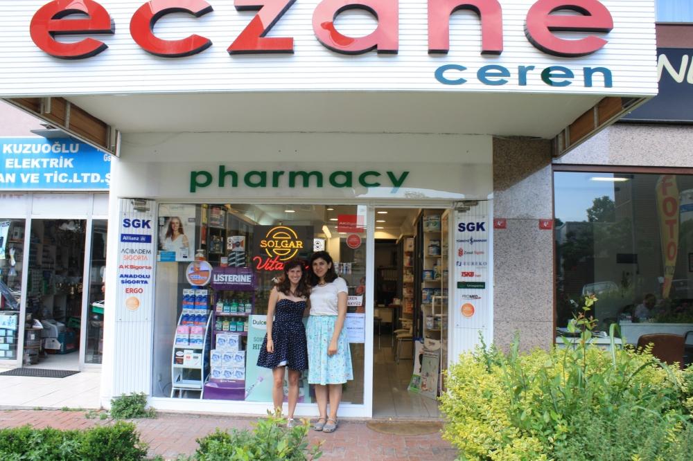 La farmacia de Ceren