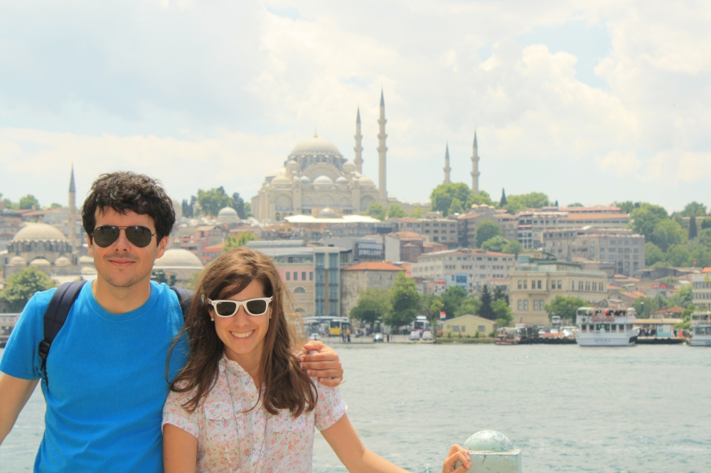 Estambul - mezquita Suleymaniye
