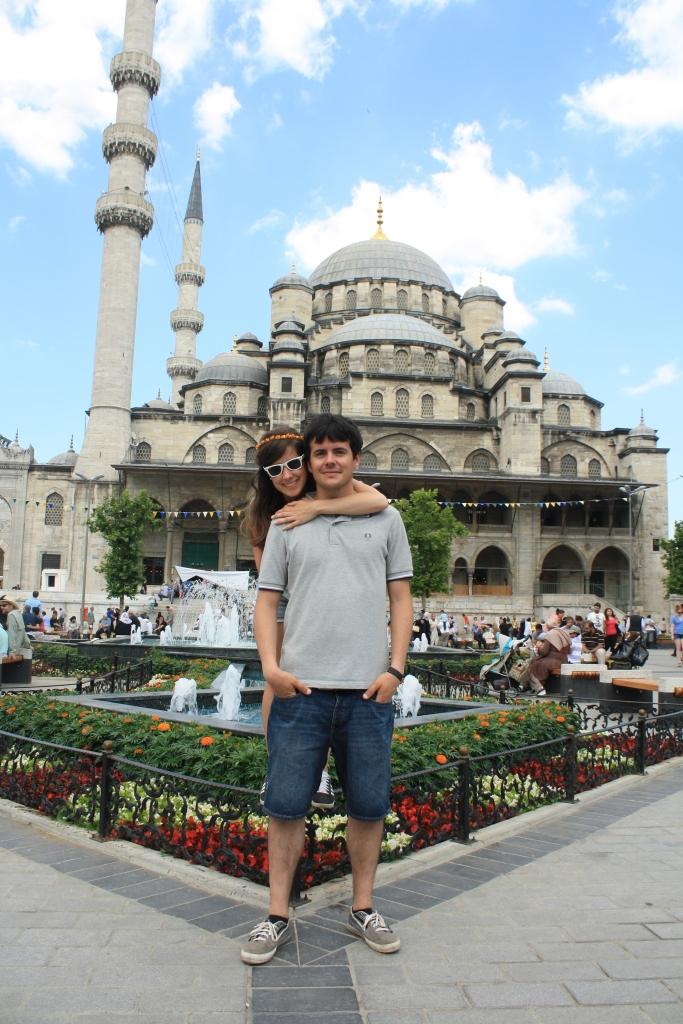 Mezquita Yeni