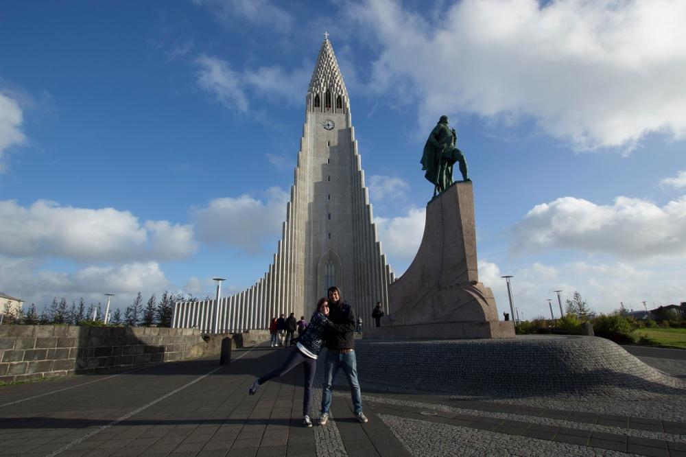 Catedral de Reikjavik