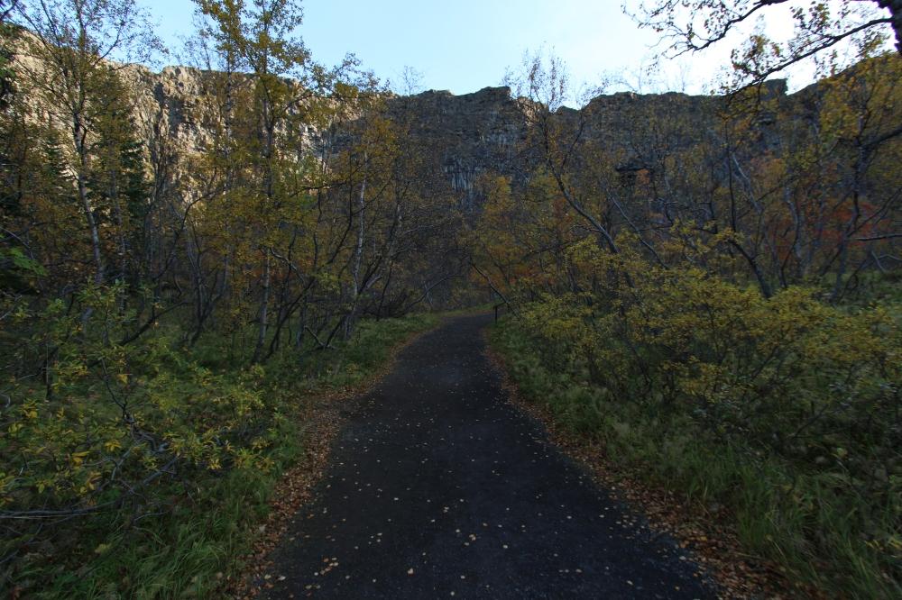 Valle de Asbyrgi