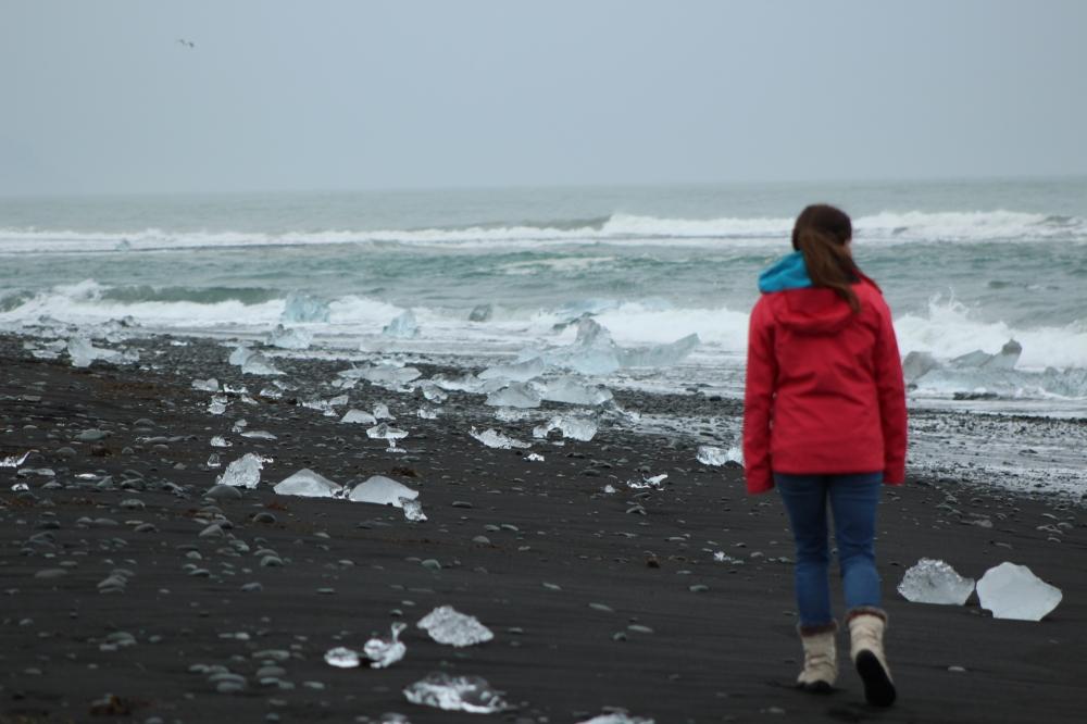 Playa de Icebergs