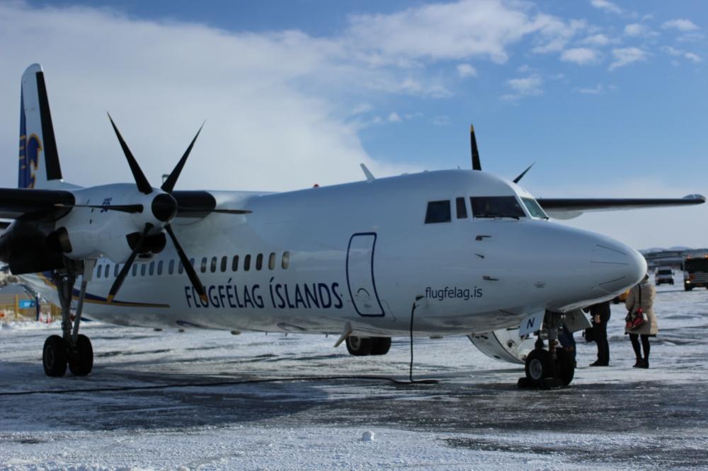 Air Iceland - Avion
