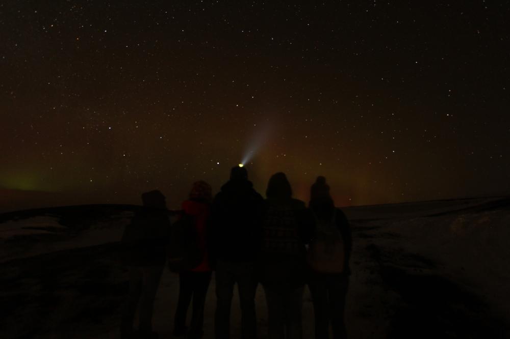 Cazadores de auroras