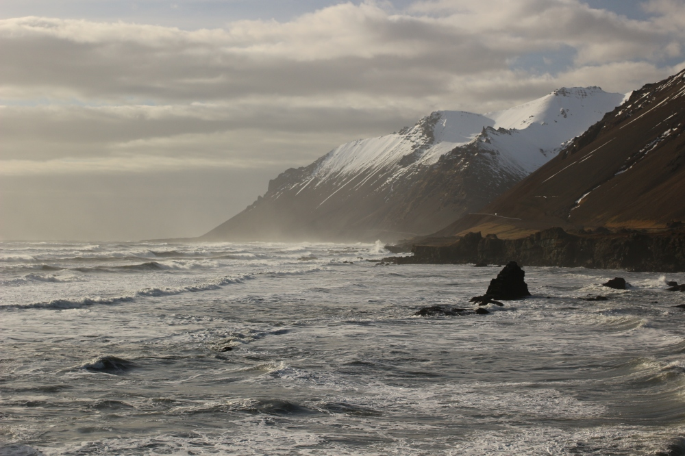Islandia - Fiordos del Este