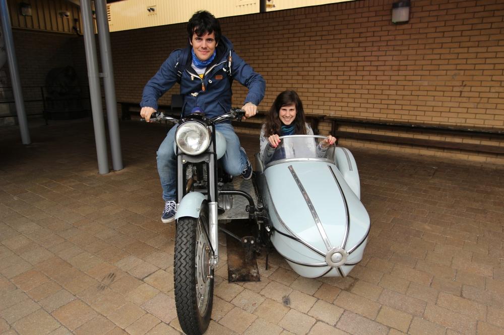 Hagrid's Sidecar