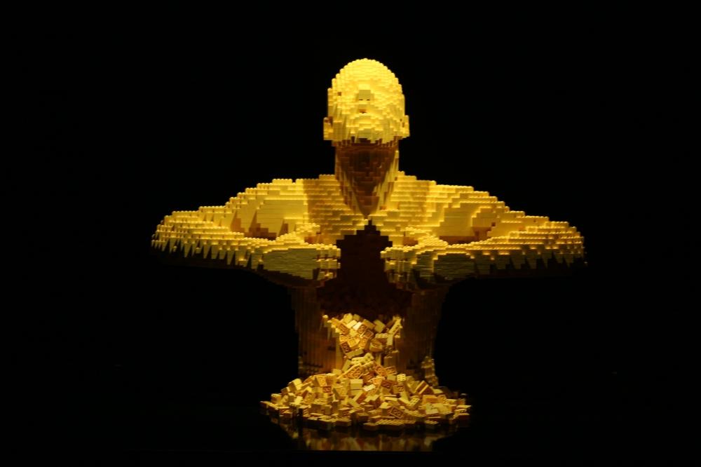 Exposición de Lego
