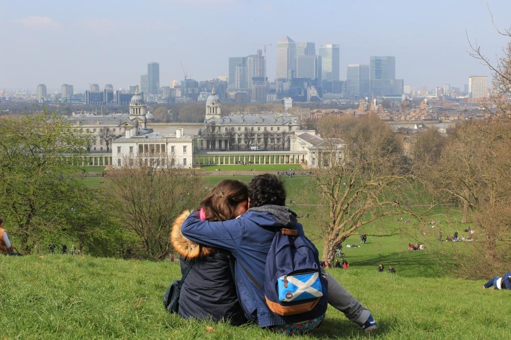 Borjami en Londres