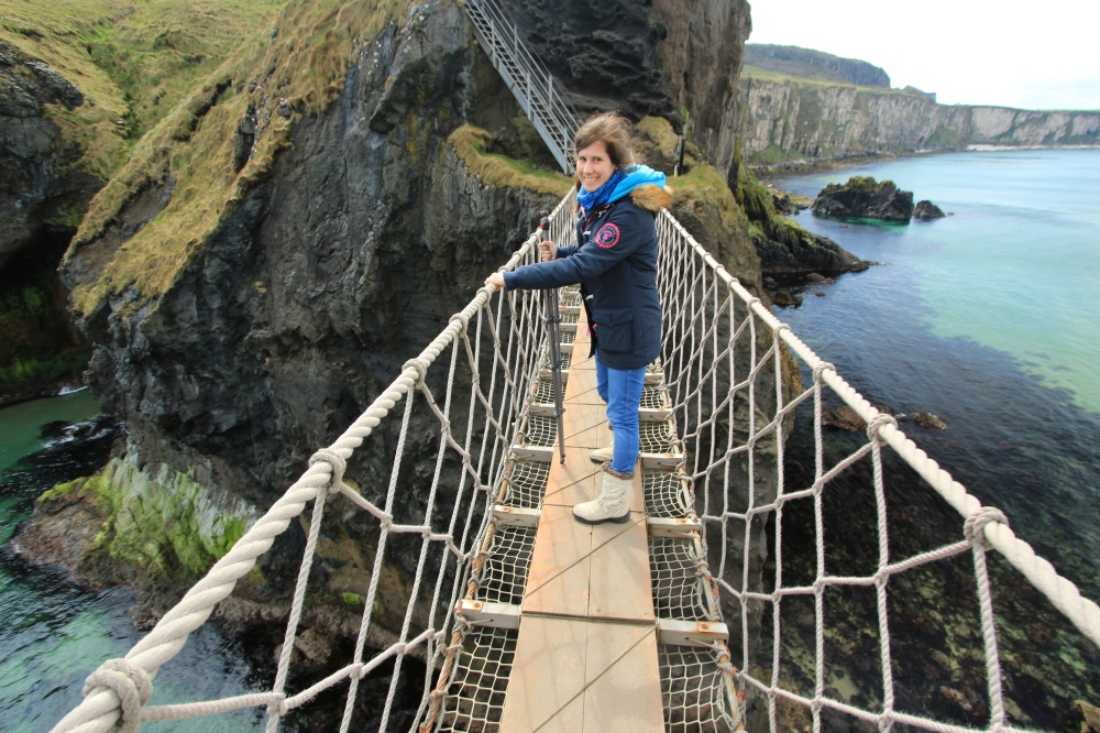 Carrick-a-Rede Rope