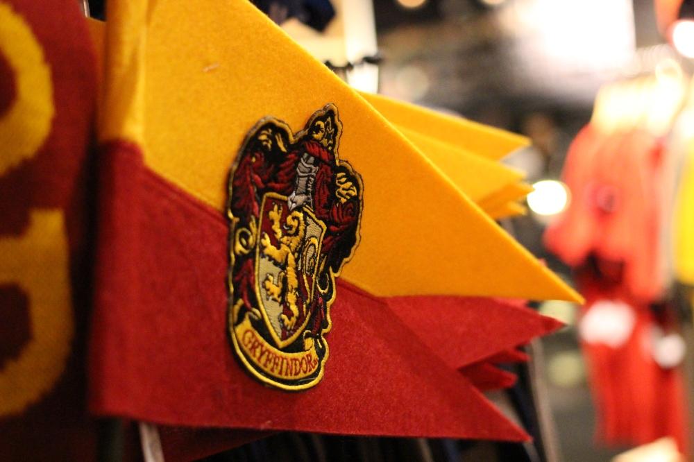 Banderín de Hogwarts