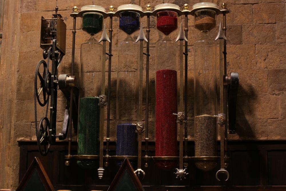 Puntos de Hogwarts