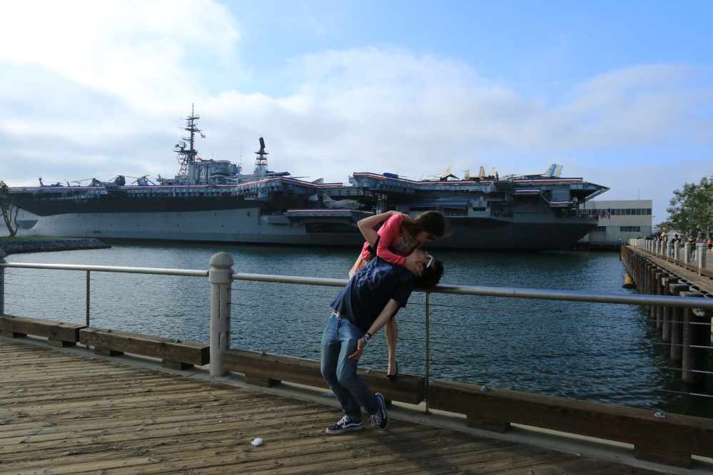 Seaport Village - San Diego