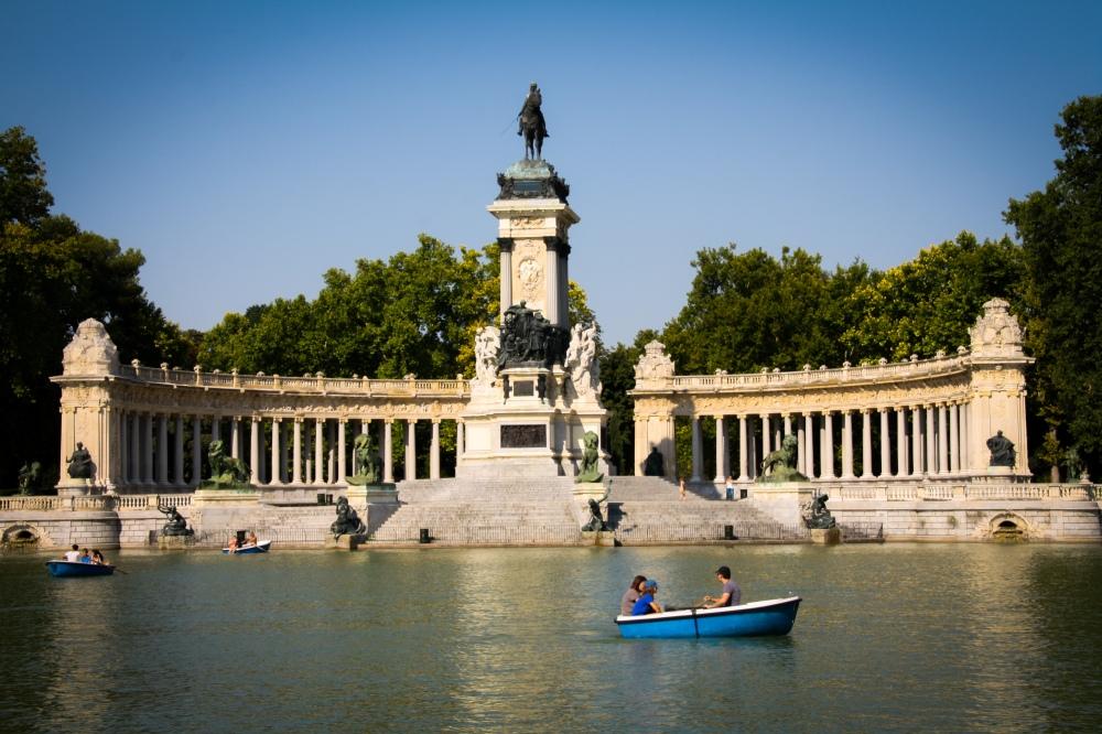 Madrid, El Retiro
