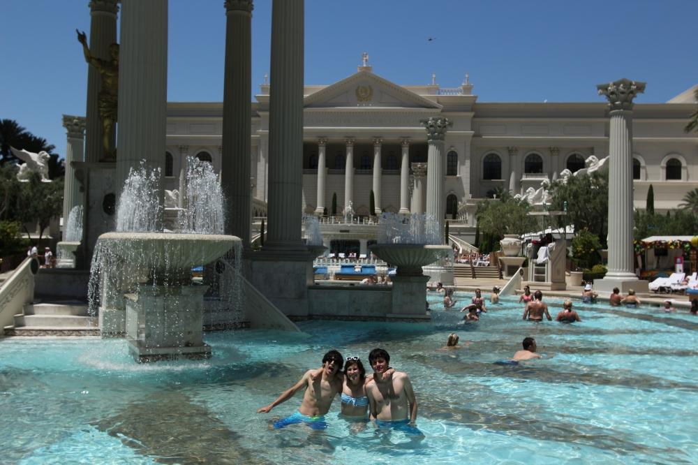 Piscina Las Vegas