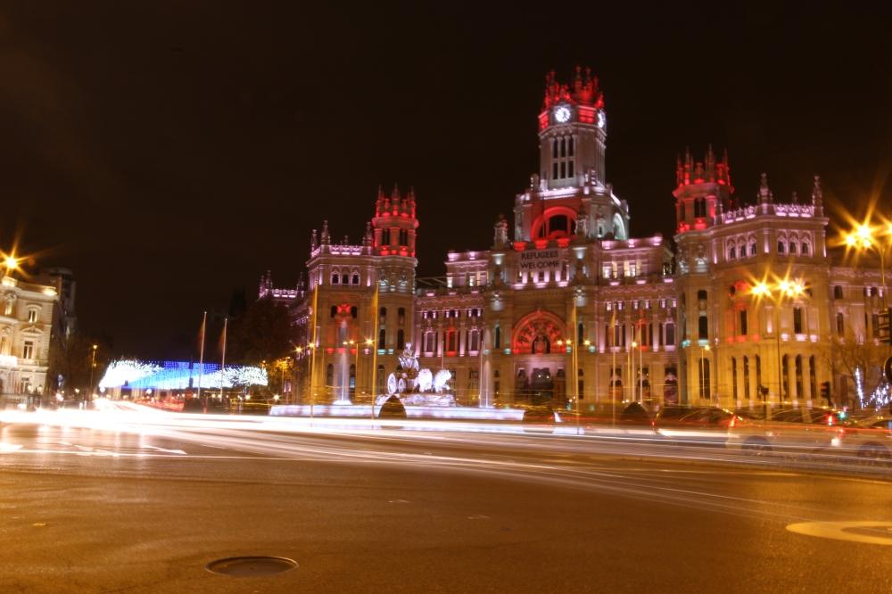 Ayuntamiento Madrid - Navidad