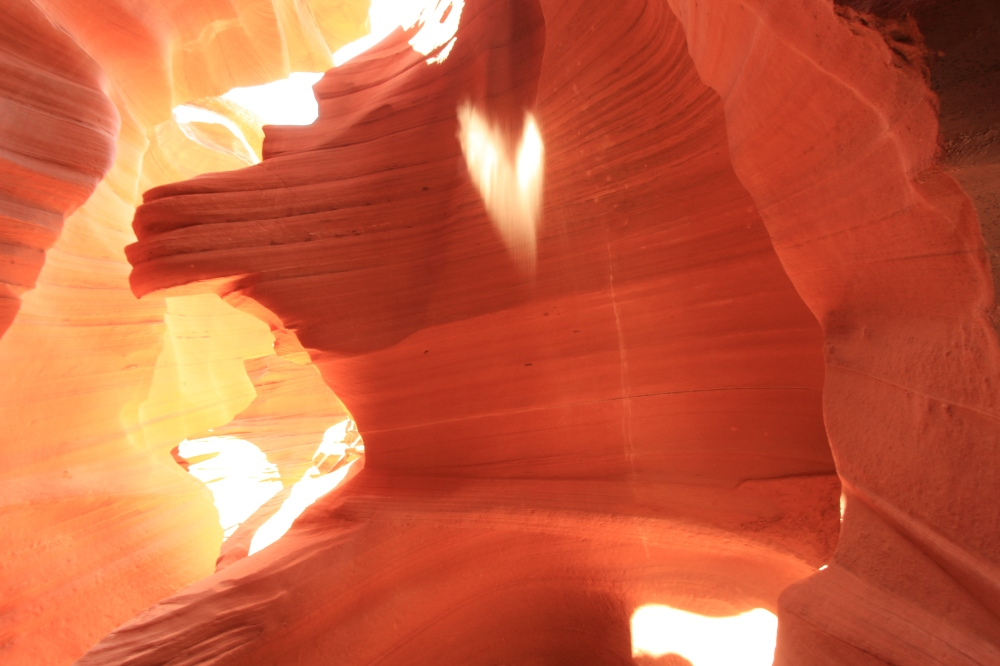 Heart - Antelope Canyon