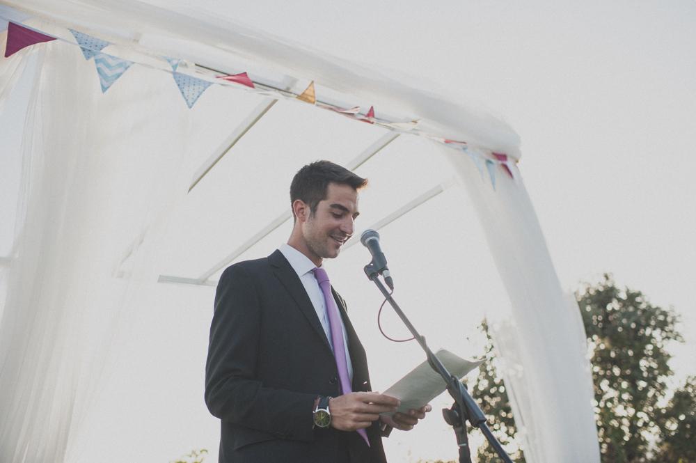 El discurso de JC