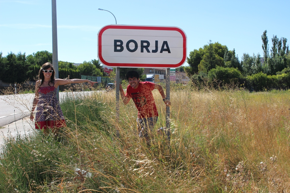 Borja en Borja