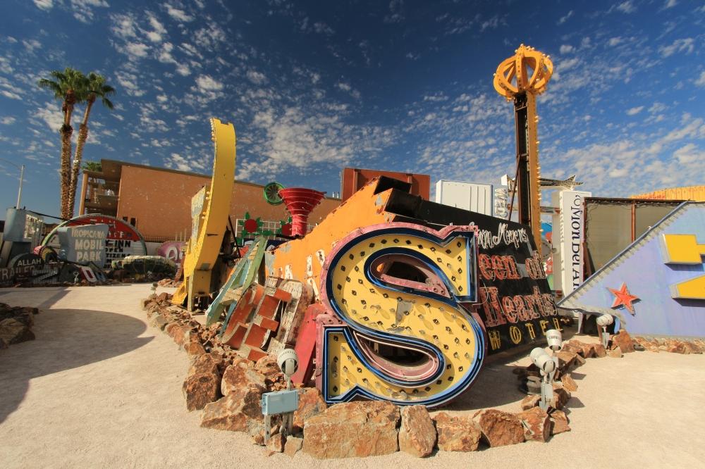Neon Museum - Las Vegas