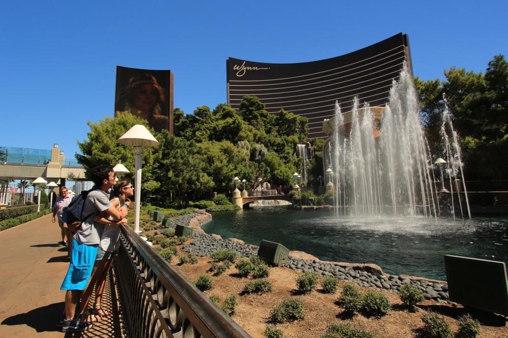 Nuestro hotel - Las Vegas