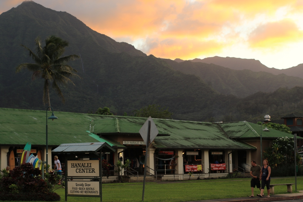 Hanalei Village