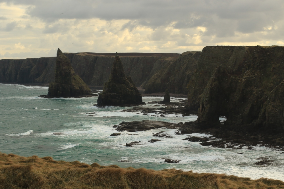 Duncansby stacks - Scotland