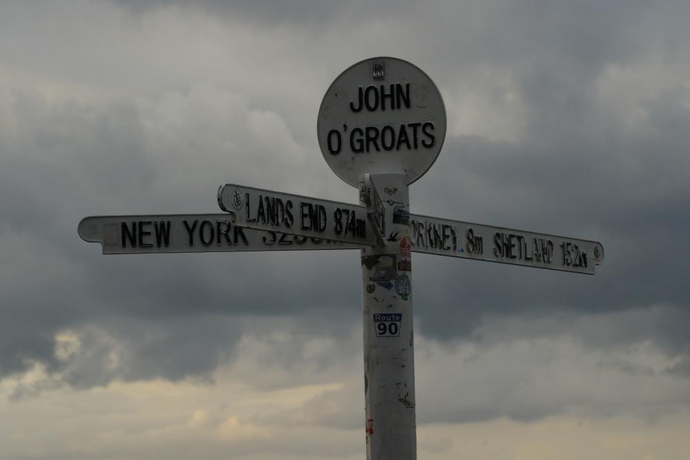 John o'Groat's - Scotland