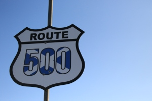 Route 500
