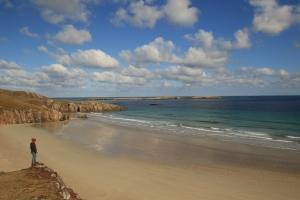 Ceannabeinne Beach - Scotland