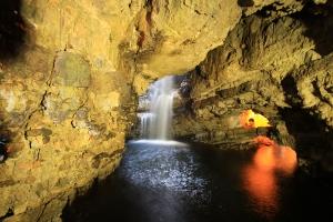 Smoo Cave - Scotland