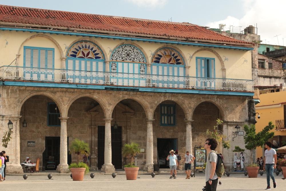 Plaza Vieja - La Habana