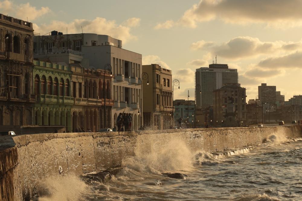 El Malecón - la Habana