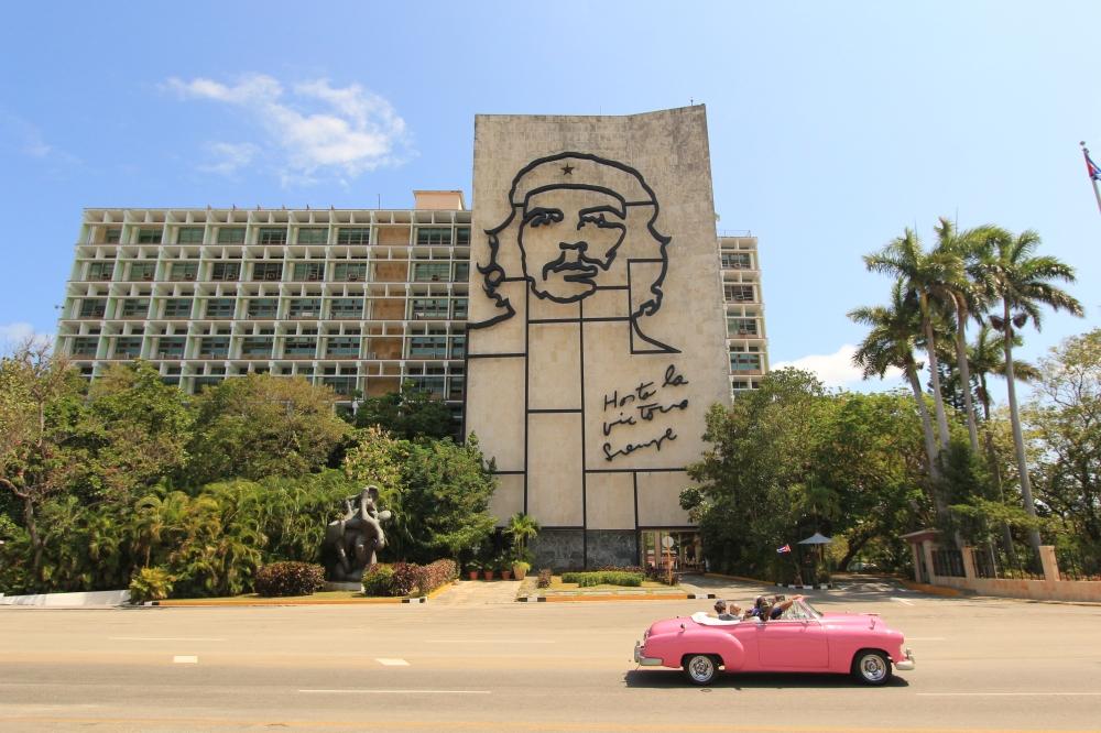 Plaza de la Revolución - Habana