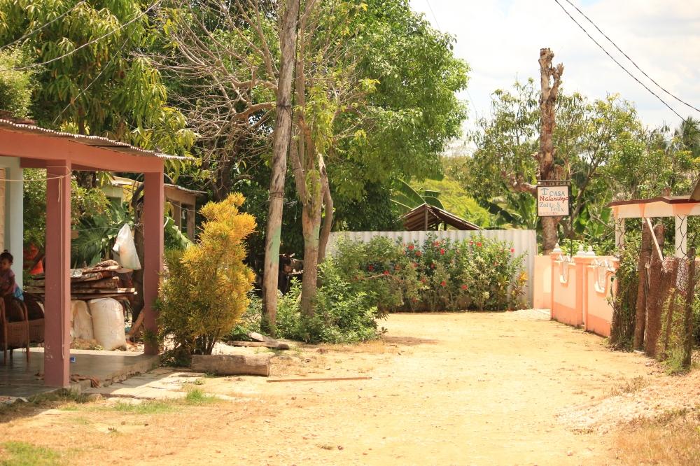 Calle Casa Naturaleza