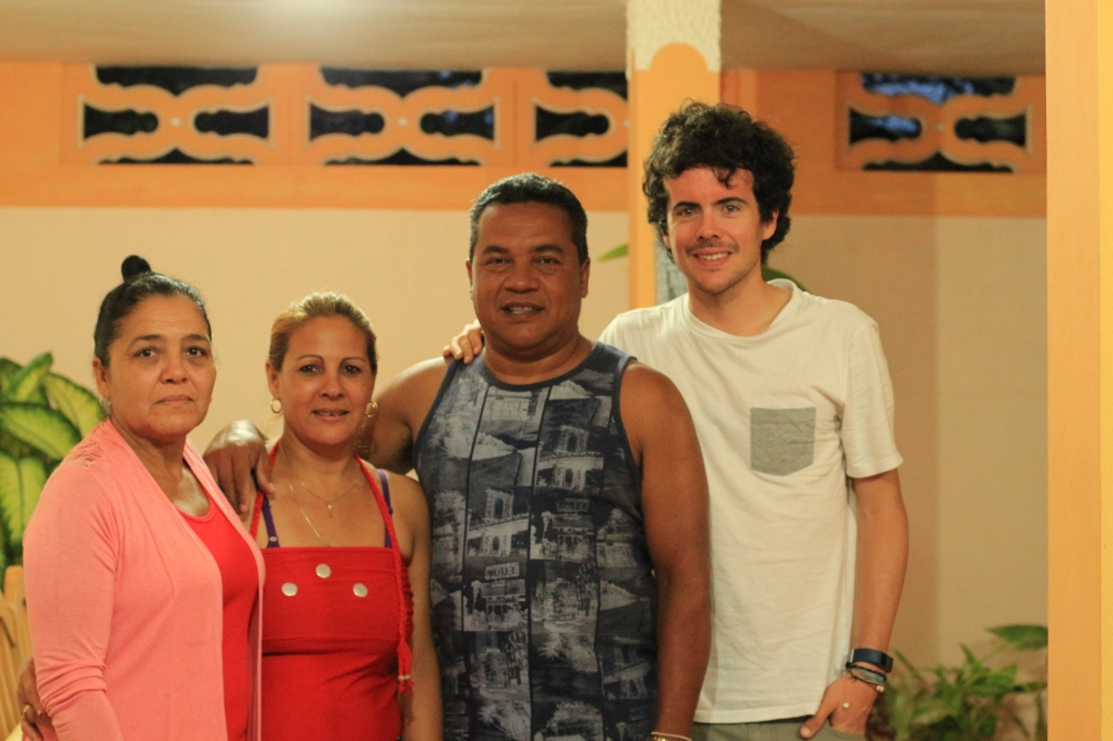 Con Feliz y Zoilita