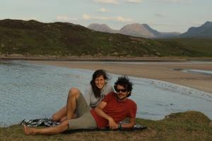 Tami and Borja NC 500