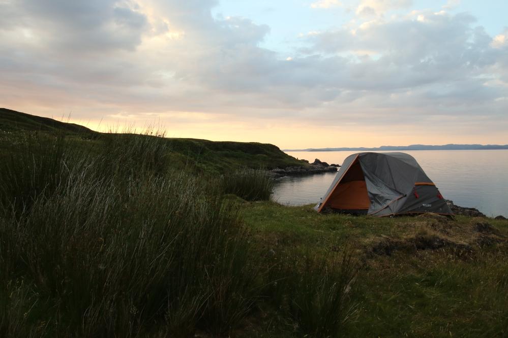Campamento Base - Borjami