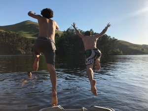 Glencorse Reservoir