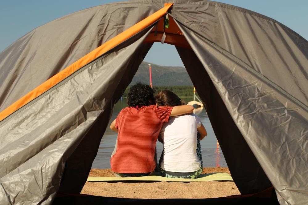Borjami de camping