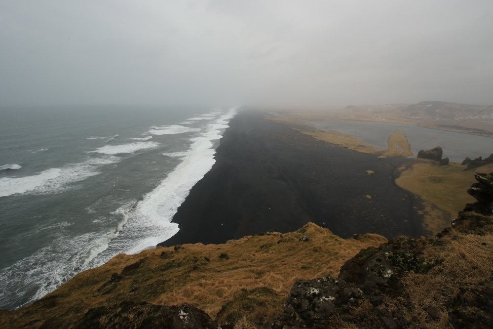 Reynisfjara viewpoint