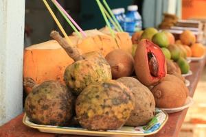 Puesto de Fruta - Cuba