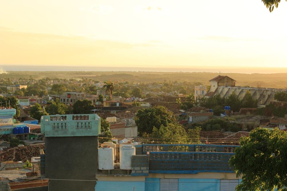La terraza de Raúl