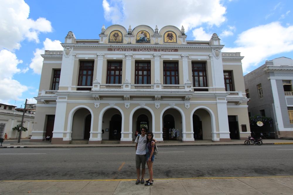 Teatro Cienfuegos