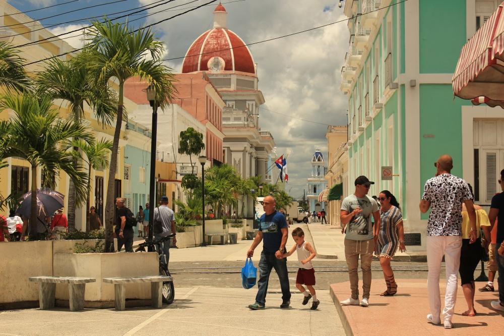 Calle San Fernando - Cienfuegos