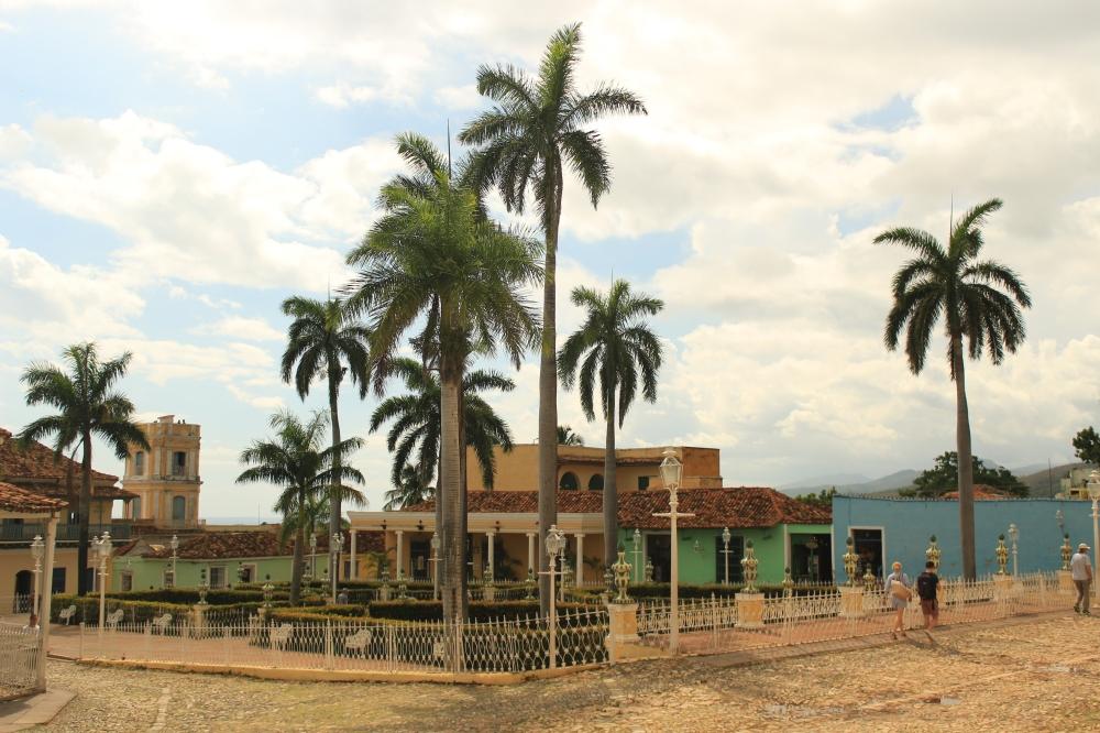 Plaza Mayor - Trinidad